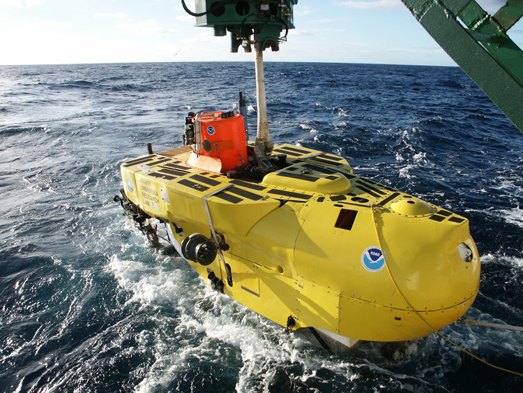 NOAA Submersible Pisces V